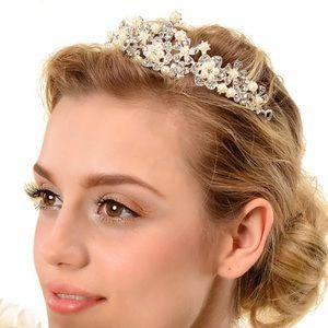 New Beautiful Tierra hair accessory//headband